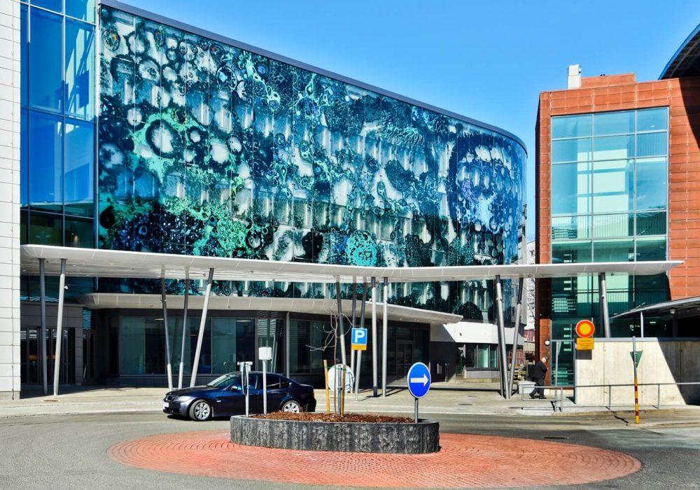 Kuva Kuopion yliopistoillinen sairaala